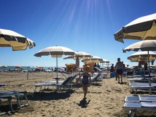 Camping Ca' Pasquali Village, Cavallino-Treporti - plaża