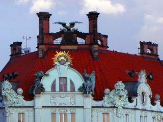 Praga, Instytut Goethego