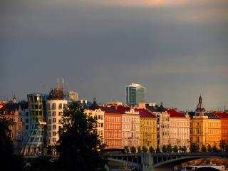 Praga, Tańczący dom