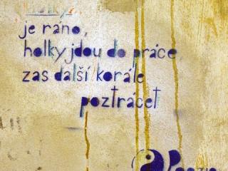 Praga, mury