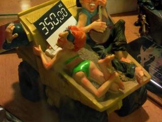 Praga, Zabawka w kiosku