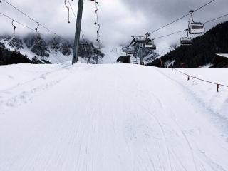 San Candido – Baranci (Haunold) – narty z dziećmi w Dolomitach