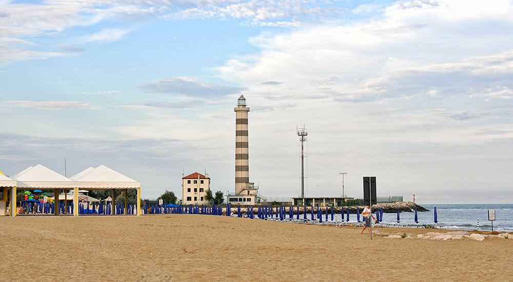 Cavallino-Treport - wakacje z dziećmi nad Adriatykiem
