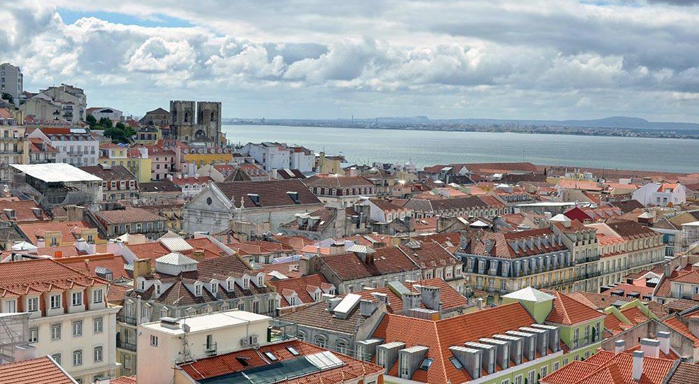 2 dni w Lizbonie z dziećmi