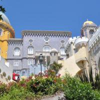 Pałac Pena - Sintra
